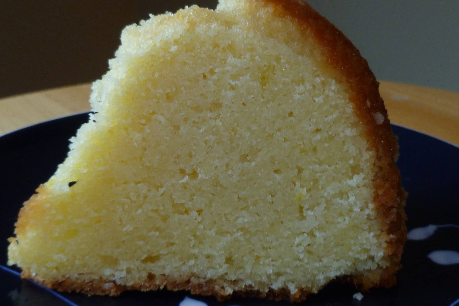 The Pastry Chef's Baking: Lemon Pound Cake