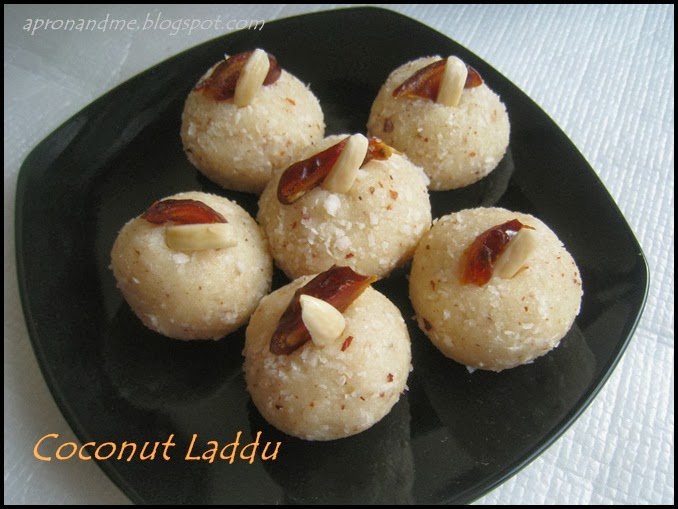 Sweet-Coconut-Laddoo