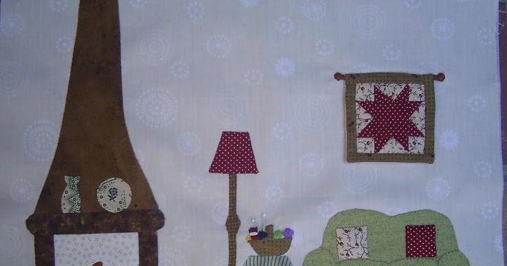Bel n patchwork ya es hora de empezar con mi casita de - La casita del patchwork ...