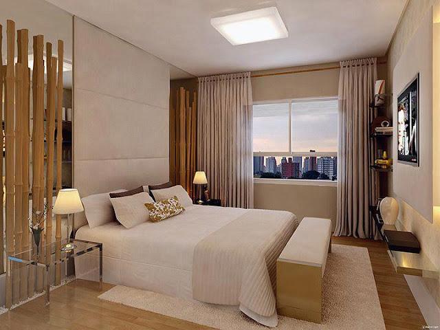 Construindo minha casa clean quartos decorados com piso for 6 cuartos decorados con estilo