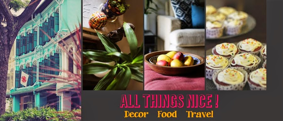 all things nice- an Indian decor blog