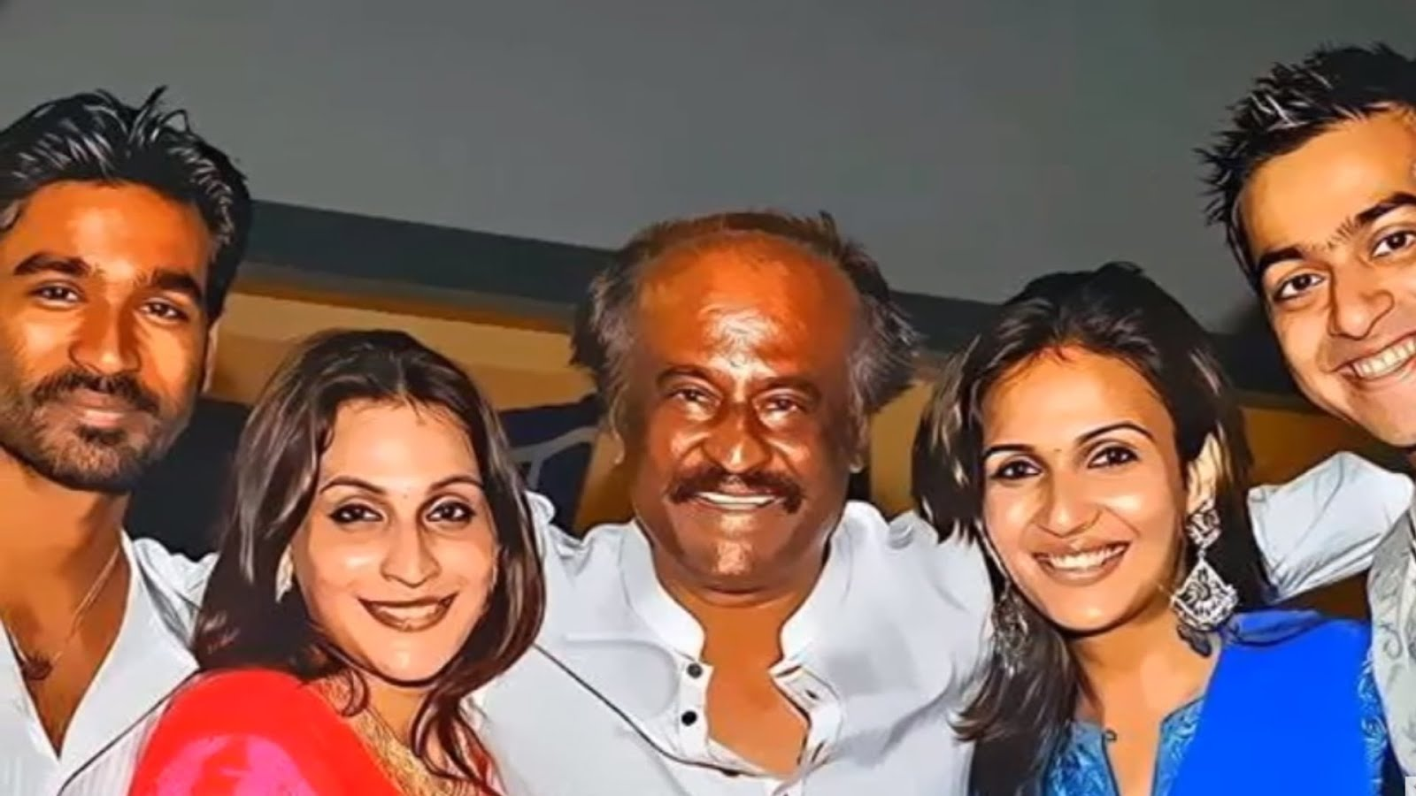 Rajinikanth Family Rajinikanth profile fa...