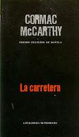 portada de La Carretera de Cormac McCarthy