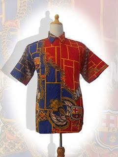 batik bola barcelona