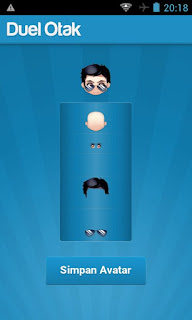 Desain Avatar Duel Otak