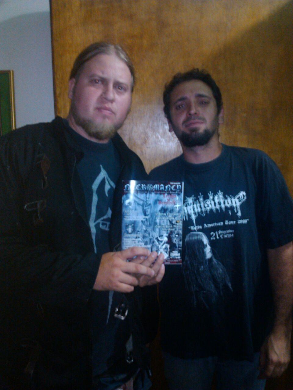 Oculto Sur / Black Metal Venezuela