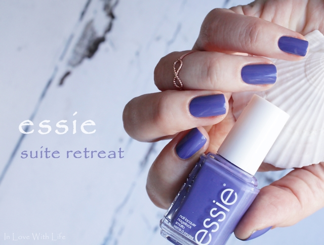 essie - suite retreat