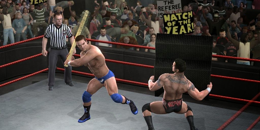 Wwe raw 2014 free pc game
