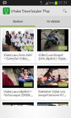 Download Video Youtube di Ponsel Android