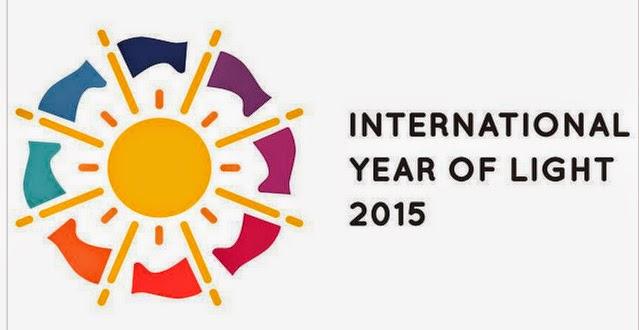 Logo Año Internacional de la Luz 2015