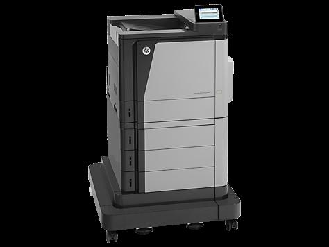 HP Color LaserJet Enterprise M651xh Printer