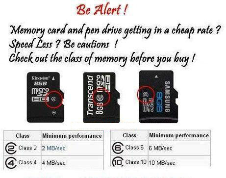 How Can You Check the Class on Your MicroSD Card