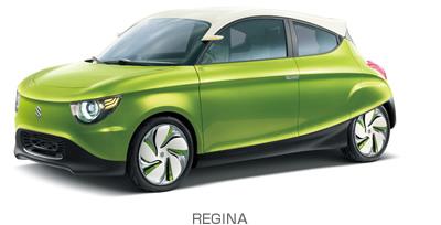 Suzuki Regina - Subcompact Culture