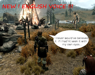 MORE Additional Player Voices for Skyrim