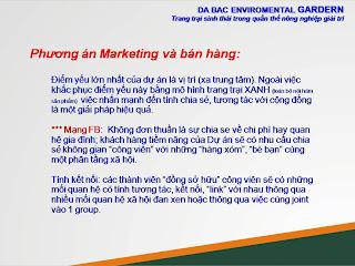 Phương án Marketing online cho dự án bất động sản Greenlife