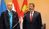 Egipto: juró el nuevo presidente.