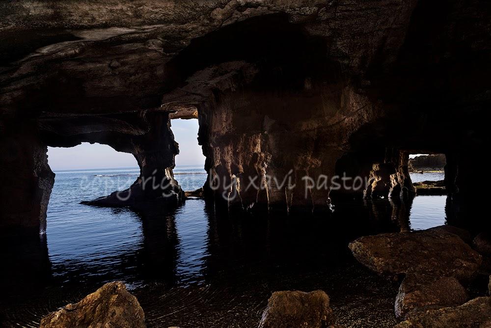 cueva tallada, denia, javea, montgó, vacaciones, xavi pastor