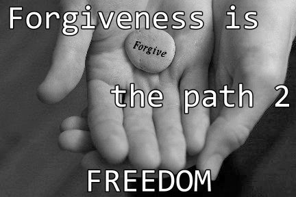 forgiveness and acupuncture