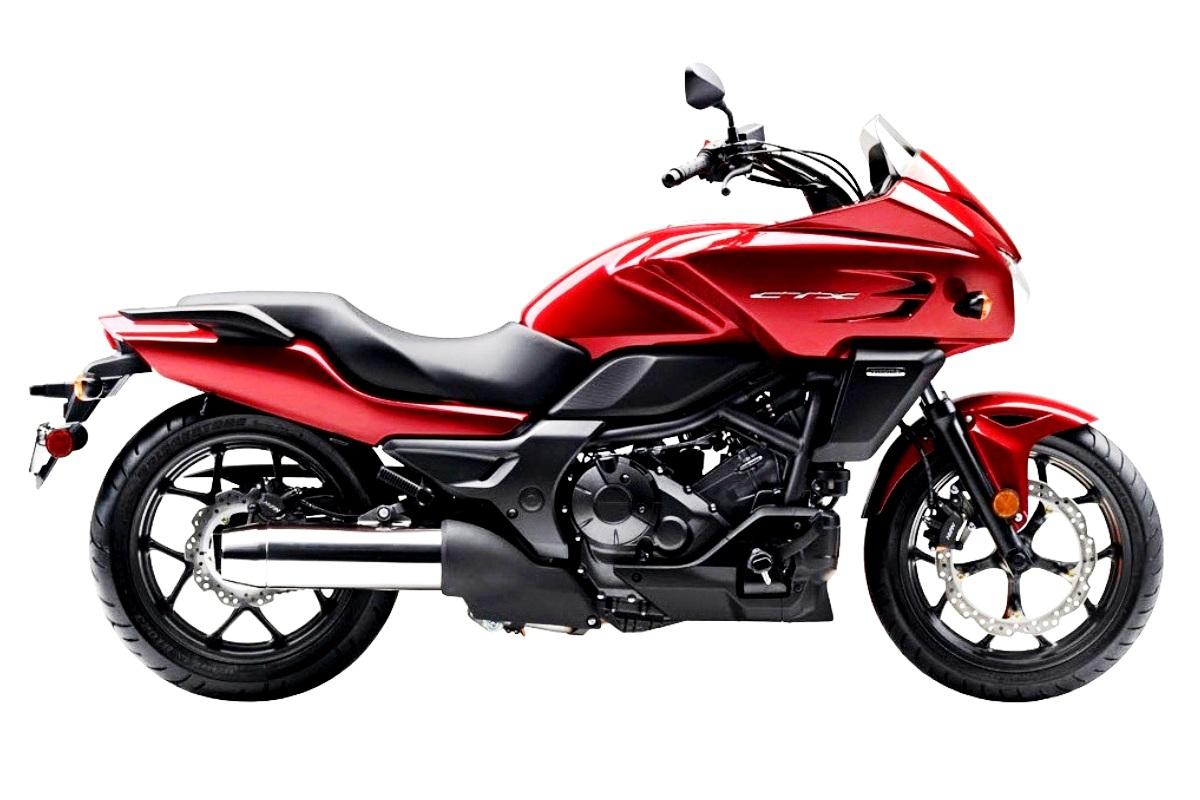 Otomotif Sepeda Motor Honda