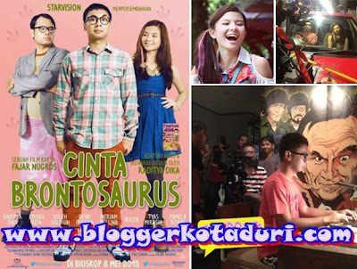 Movie Indonesia – Cinta Brontosaurus (2013)