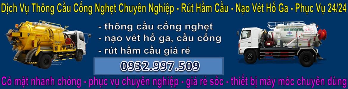 """Thong Cong Nghet Bien Hoa 0932.997.509 giá """"SỐC"""" tại biên hòa"""