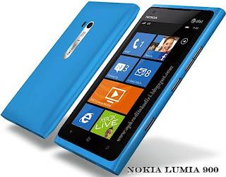 Spesifikasi Nokia Lumia
