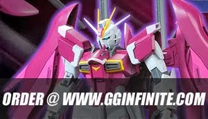 MG 1/100 Destiny Impulse Gundam Regenes [P-Bandai Online Hobby Shop Exclusive]