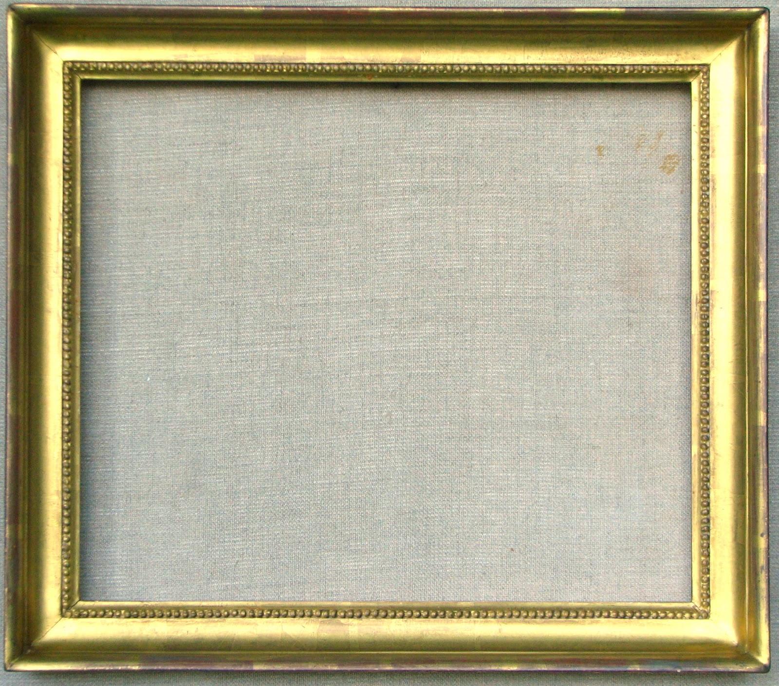 Dermot McArdle: More Gilded Frames