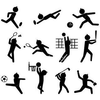 Olahraga trek dan padang biasanya dikenali sebagai olahraga atau trek