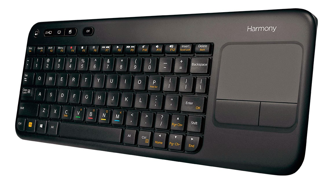 Logitech Harmony & Best Buy #sponsored #HarmonySmartKeyboard