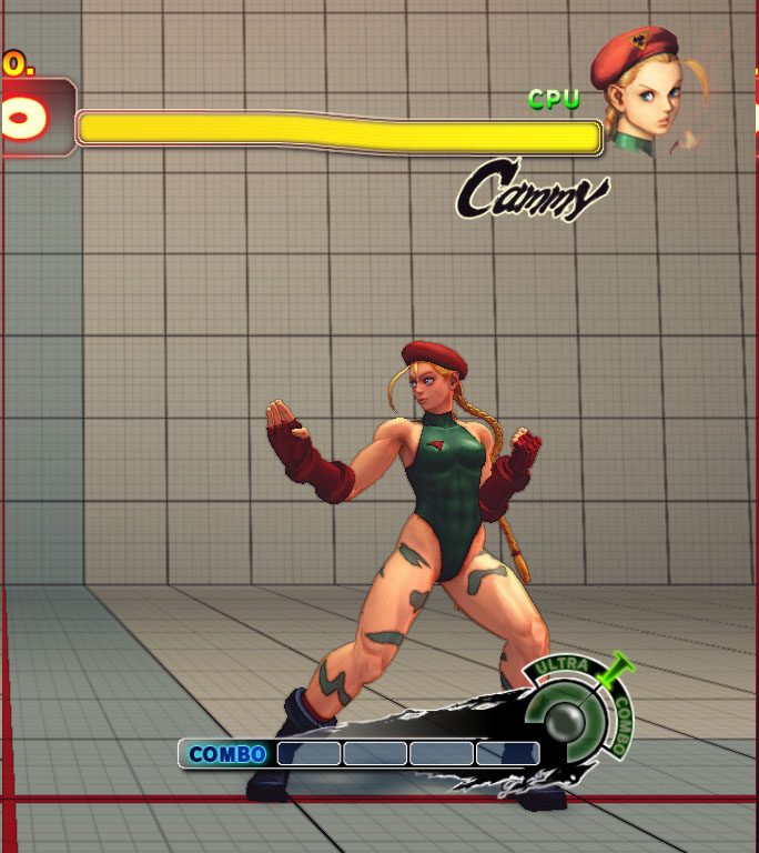 Super Street Fighter IV Arcade - 113.8KB
