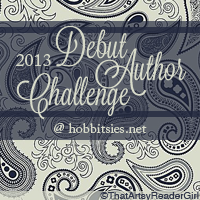2013 Debut Author Challenge!