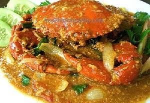 Manfaat daging kepiting