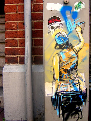 Inspiring Street Art by Alice Pasquini Seen On www.coolpicturegallery.us