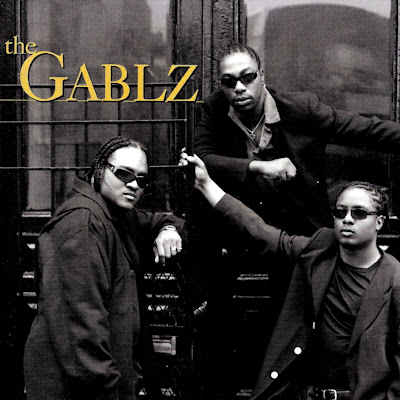 The Gablz - Self Titled-Retail-1997