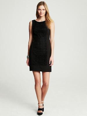 2014 siyah gece elbisesi, kısa elbise, kolsuz elbise
