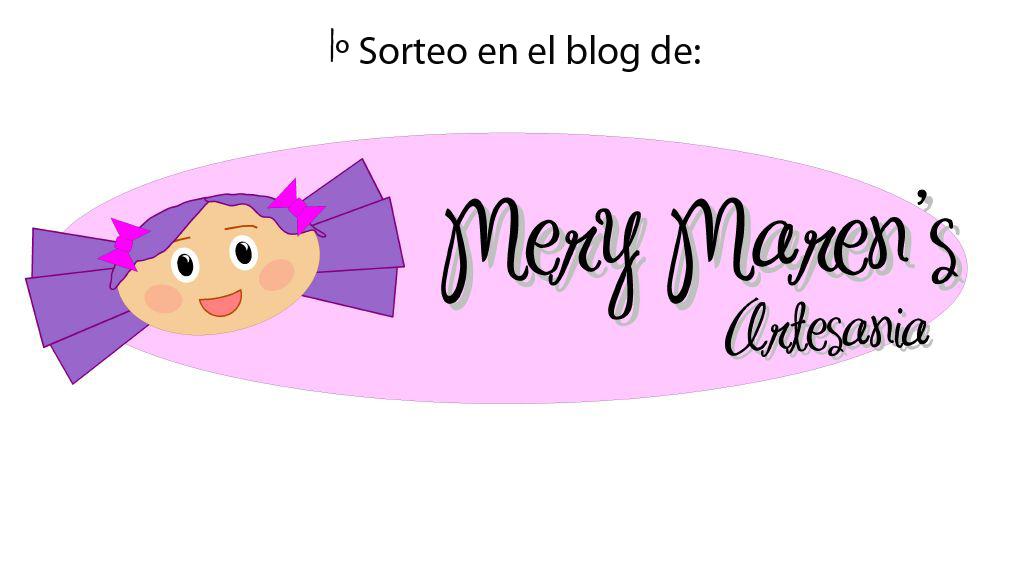 Sorteo Mery Maren's Artesania