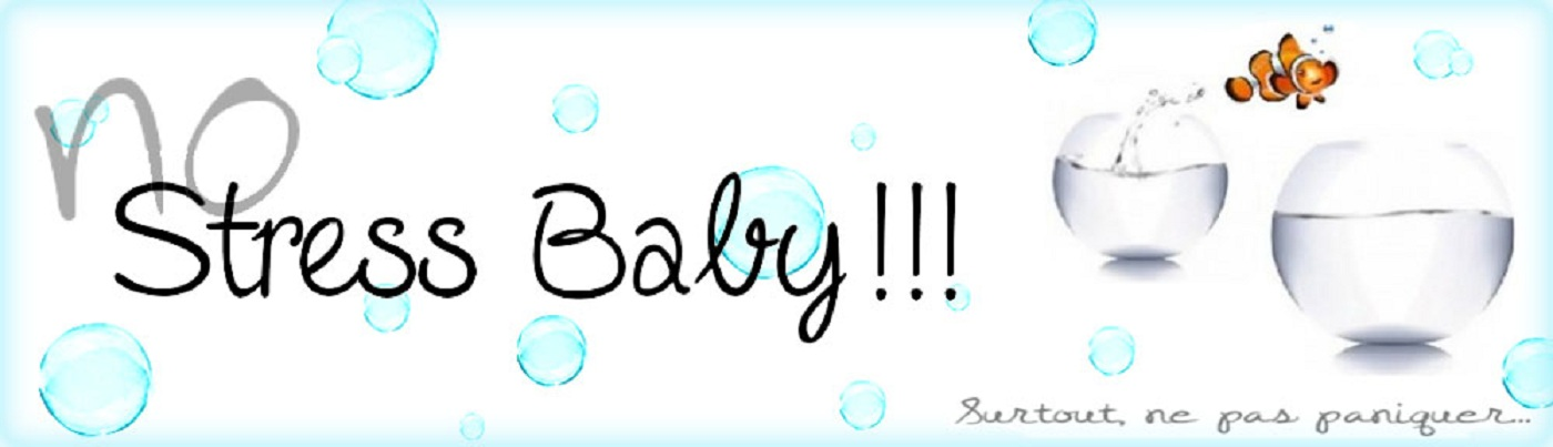 No Stress Baby !!!