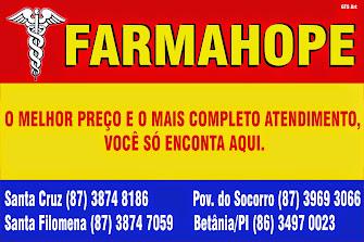 FARMAROPE EM SANTA CRUZ PE