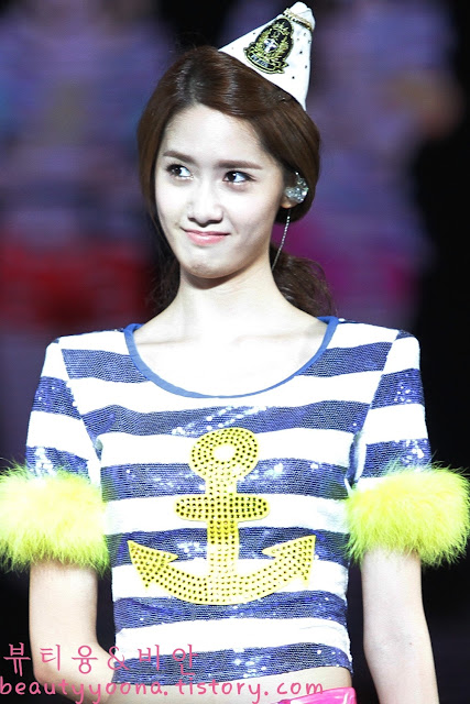 Yoona SNSD Cute Expression