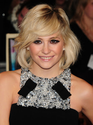 Pixie Lott Short Hairstyles