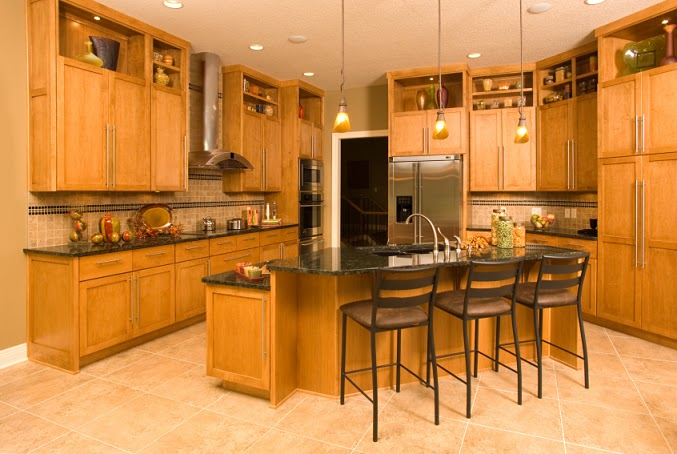 DOWN MODEL 3D FREE: Latest kitchen cabinets ceiling 2011