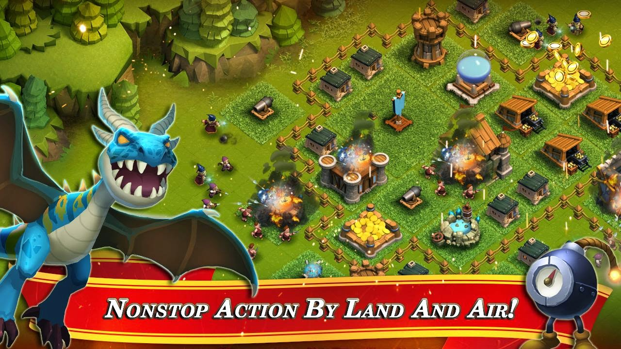 Clash of lords 2 v 1.0.171 Apk