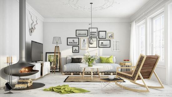 Consigli per la casa e l 39 arredamento consigli per - Mobili stile nordico ...