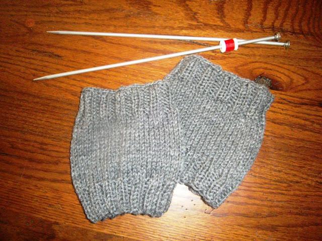 My Honey Bunch: Easy Boot Cuffs DIY Pattern