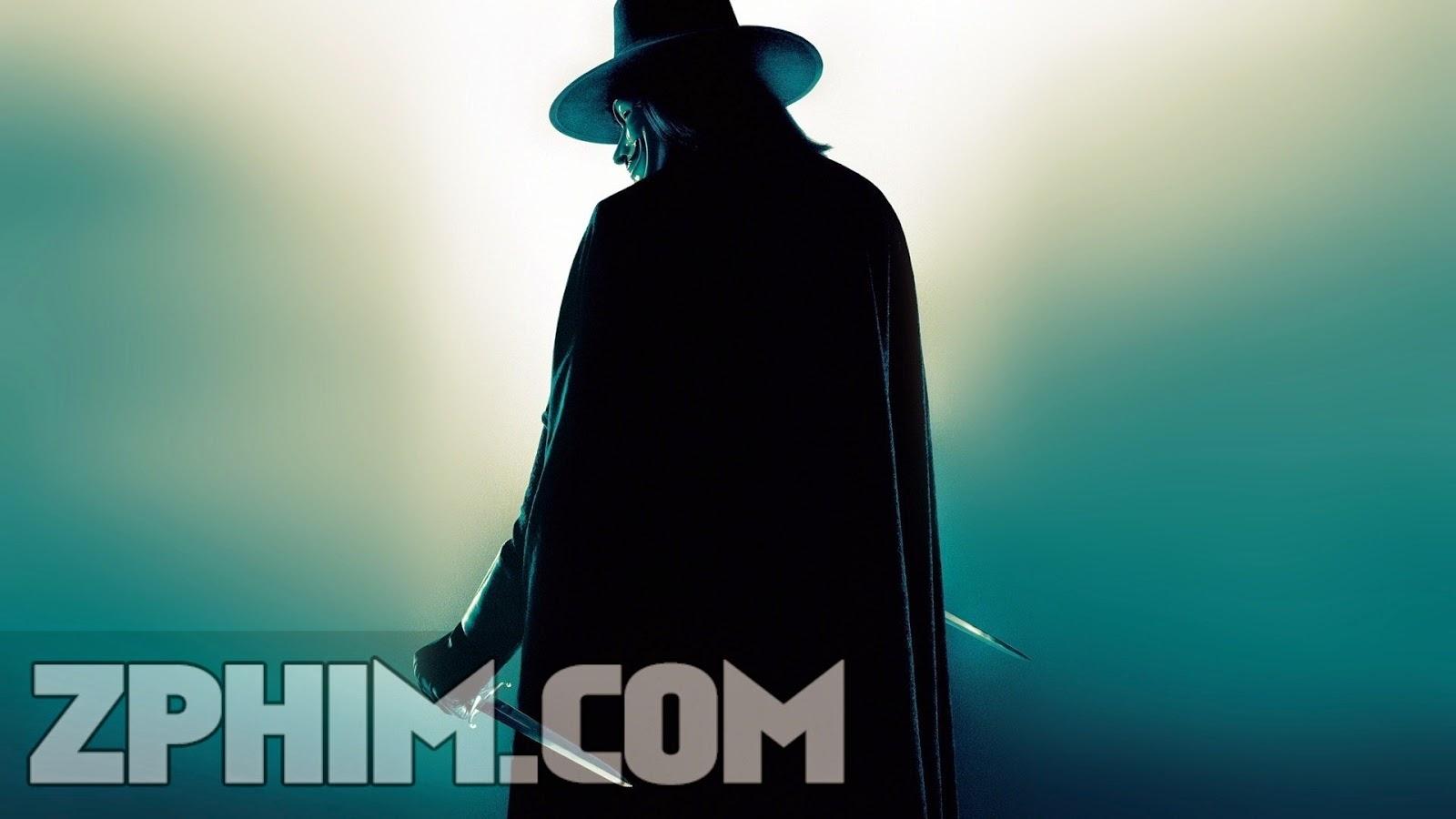 Ảnh trong phim Chiến Binh Tự Do - V For Vendetta 3