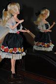 Barbie Lançamento no Brasil 1982