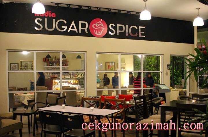 Review : Cafe Nadia Sugar & Spice