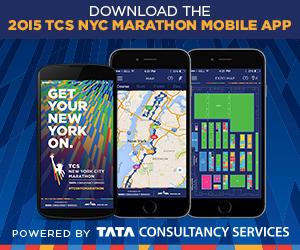 NYC marathon mobile app