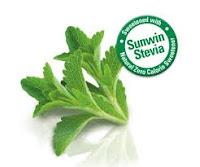 stevia calories per cup